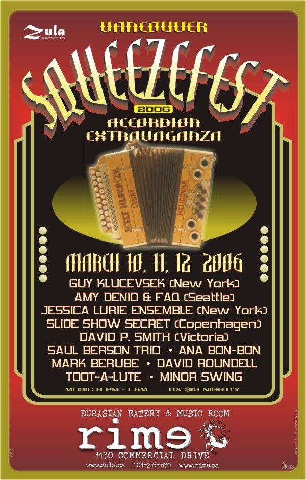 SqueezeFest 2006 -- 3.10-12.06 -- Rime
