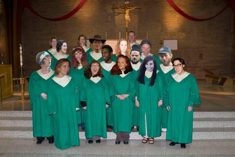 earth wind and choir becky photoshop